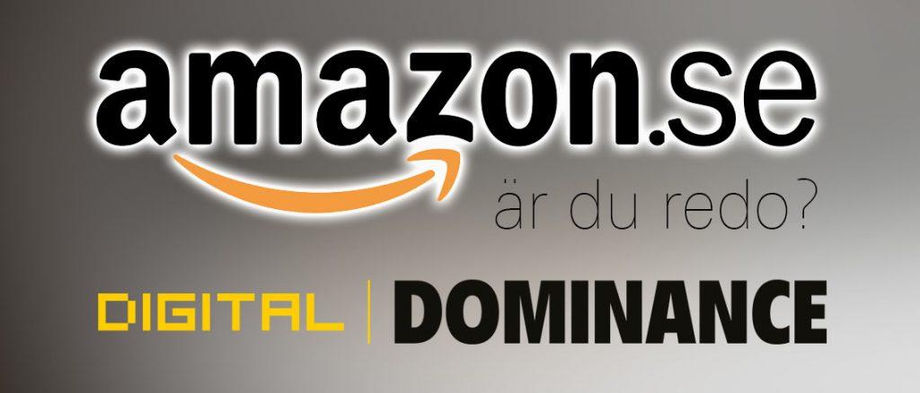 Är ditt företag redo för Amazon Sverige